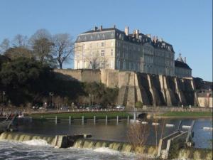 Le château de Sablé sur Sarthe