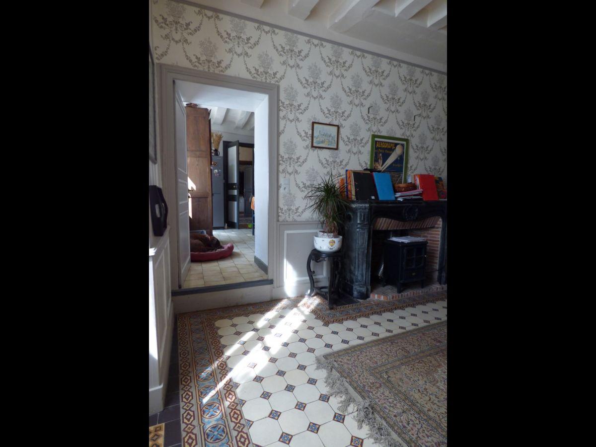Incroyable Carrelage Maison Bourgeoise #10: Propriété De Caractere - Maison De Maître - Sablé Sur Sarthe - Allée Dans  Le Jardin- Parc.