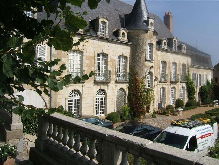 Hotel De Charme Anjou