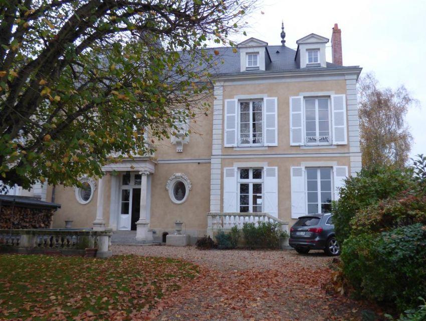 demeure de caractère a proximite d'Angers (25 minutes)