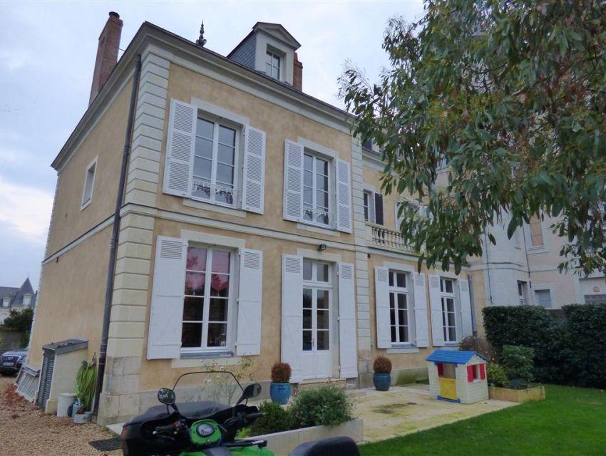 Maison bourgeoise proche d'Angers - propriete villageoise