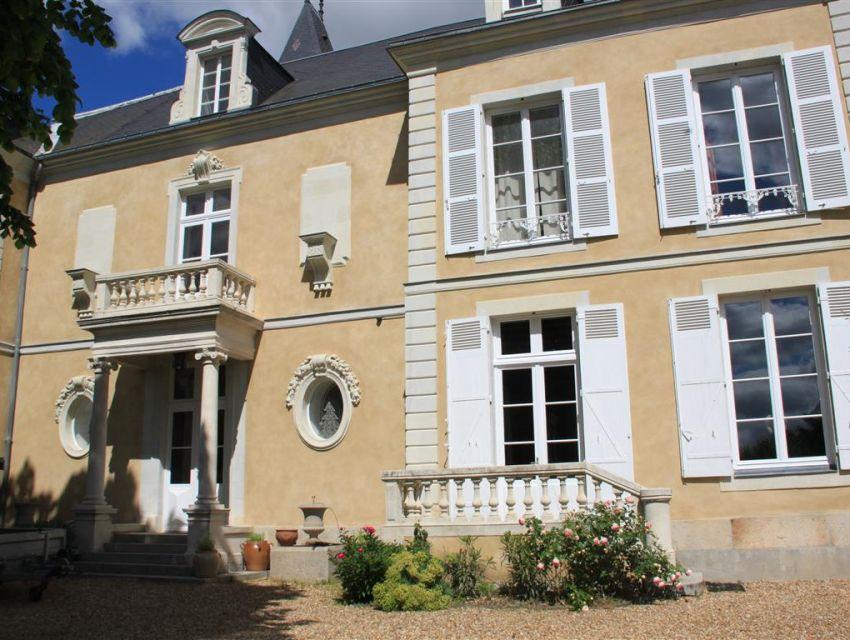 Anjou - Haut-Anjou - propriete de caractere - maison villageoise