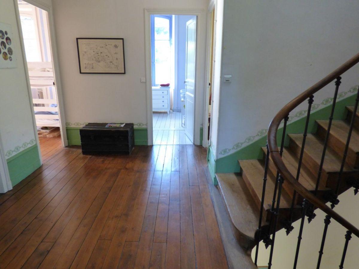 maison de ma tre xix me second empire bord de rivi re solesmes sabl 72300 belles. Black Bedroom Furniture Sets. Home Design Ideas