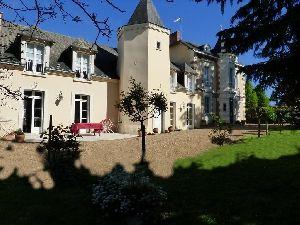 maison de caractere- maison bourgeoise- sable sur sarthe - 72300 en vente