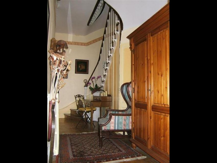 Maison de ma tre r gion malicorne axe sabl le mans - Hall entree maison ...