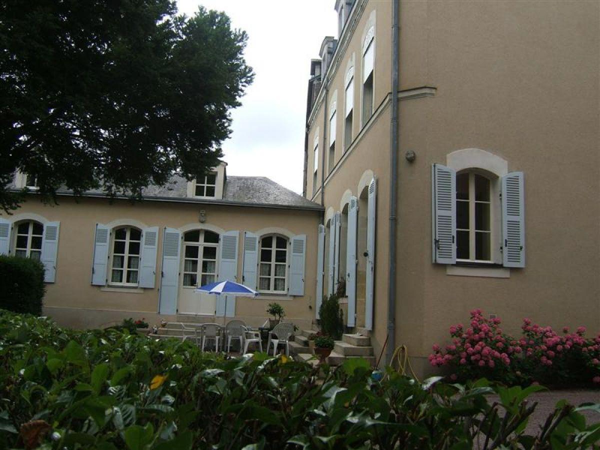Maison bourgeoise sabl sur sarthe tgv paris 1h15 belles demeures maisons de caract re - Maison ancienne bourgeoise paris vi ...