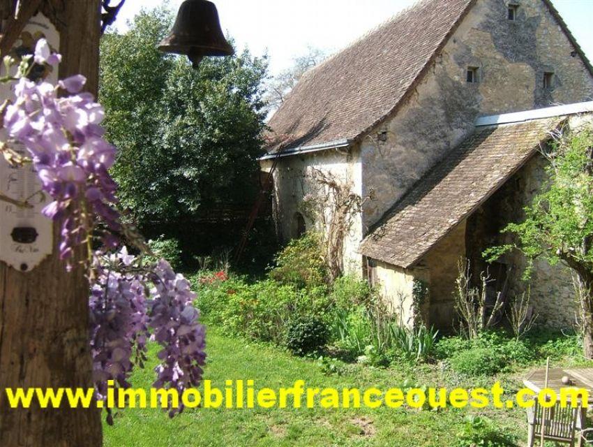 Maison de caractu00e8re - villageoise - 45u0026#39; Angers (49) - 9 ...
