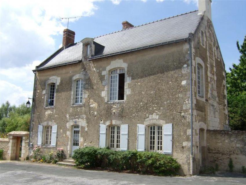 Maison & demeure de caractère en Anjou (Pays de la Loire)